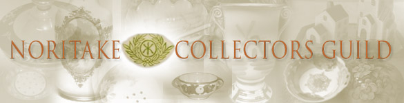 Noritake Collectors Guild - Your Network To Noritake Knowledge